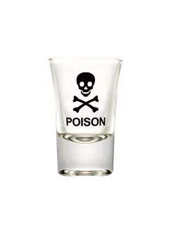 Harga Shot Glass - Poison