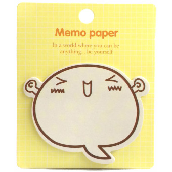 Harga Expression Sticky Memo Post It Notes Stick Marker (Yellow)