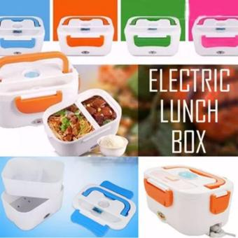 Harga Electric Lunch Box