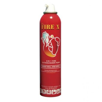 Harga Mr Fire X Foam Fire Extinguishing Aerosol Spray
