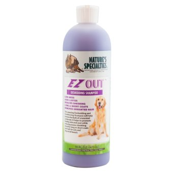 Harga Natures Specialties Ez Out Dog and Cat Shampoo 16oz
