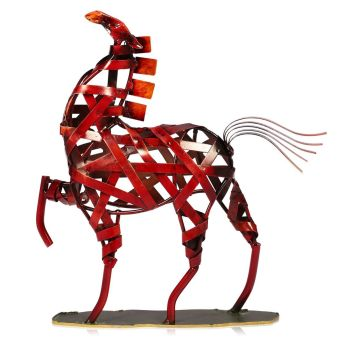 Harga Metal Sculpture Metal weaving house Home Furnishing Articles Handicrafts(Export)(Intl)
