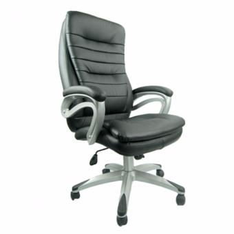 Harga Rosswell 719BT Office Chair (Black), Delivery-Weekdays Before 6pm