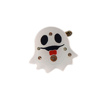 Harga Jetting Buy LED Flashing Light Brooch Pirate Ghost