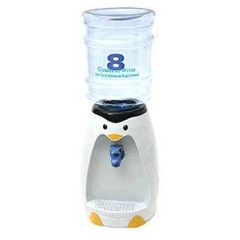 Harga LTS ML103 Penguin Design Mini Water Dispenser 2.5L