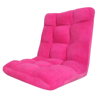Harga New Pastel Floor Chair Extra Large (Hot Pink) (Free Delivery)