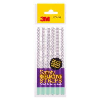 Harga 3M™ Safety Reflective Strips - White