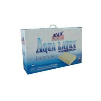 Harga Maxcoil Aqua Latex Pillow