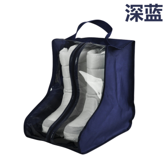 Carolina living travel portable shoe Oxford Cloth can be wash shoes boots dust bag moisture-proof shoe covers storage bag shoe bag