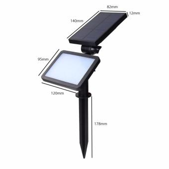 Harga Solar garden lights outdoor waterproof lawn - intl