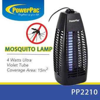 Harga PowerPac PP2210 Insect Repellent 4W Mosquito Killer Area 15msq
