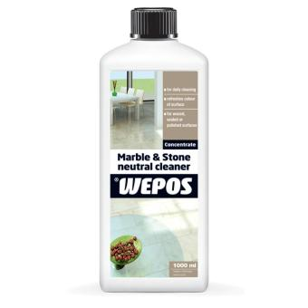Harga WEPOS Marble & Stone Neutral Cleaner 1 Liter