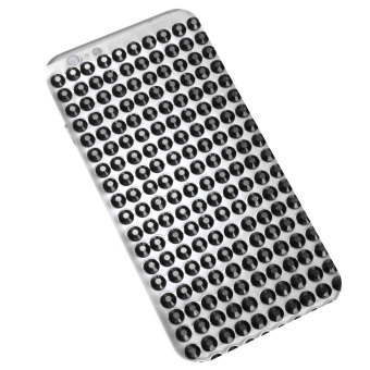 Harga 504 pcs 6mm Crystal Bling Stickers Round iphone auto