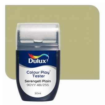 Harga Dulux Colour Play Tester Serengeti Plain 90YY 48/255