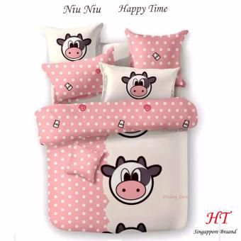 Harga 2017 Design *New Arrival *Bed Sheet Set *Premium Quality *Queen Size