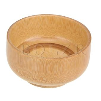 Harga Nature Bamboo Bowl (Brown)