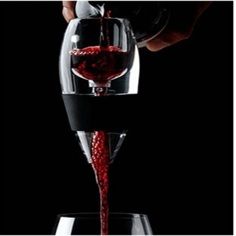 Harga New Magic Wine Decanter Quick Wine Aerator Gift Set Mini Red Wine Aerator Filter - Intl