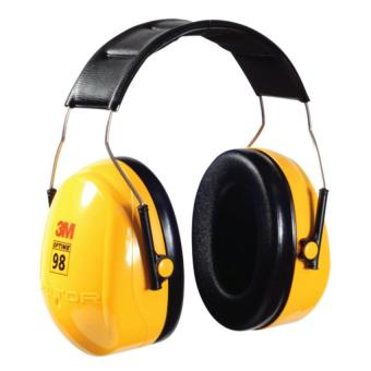 Harga 3M™ Peltor™ Optime™ 98 Over-the-Head Earmuffs, Hearing Conservation H9A