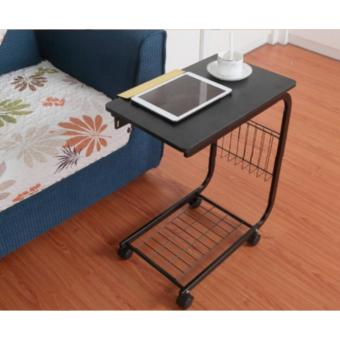 Harga Shoppy Uni Movable Coffee Table / Laptop / Study / Bed / Kitchen / Office