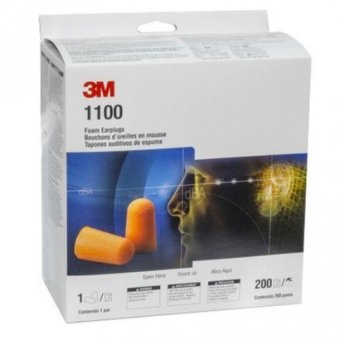 Harga 3M­™ 1100 Uncorded Earplugs