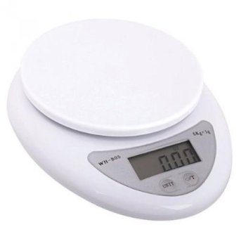 Harga [Best Buys] Digital Kitchen Weighing Scale 5 kg/1g