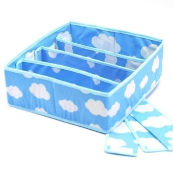 Harga High Clouds Qige Bra Storage Box
