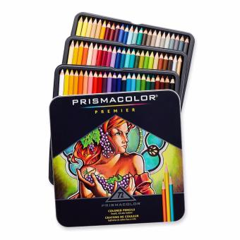 Harga Prismacolor Premier Colored Pencils, Soft Core, 72-Count - intl