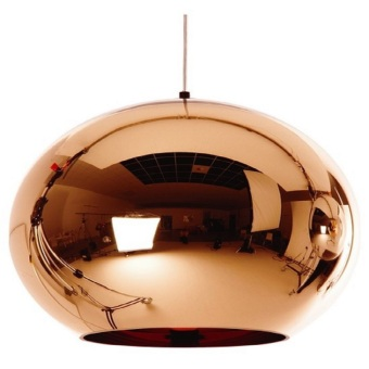 Harga Copper Glass 25 Cm Tom Dixon Mirror Ball Ceiling Light Ceiling Lamp