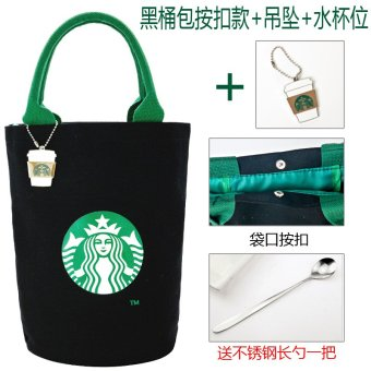 Harga Starbucks shopping hand bag