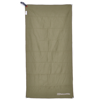 Harga Naturehike-NH Outdoor Soft Comfortable Quick-drying Polyester Towl - Army Green - intl