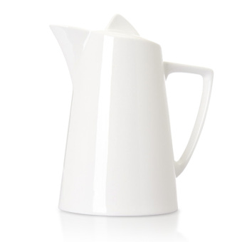 Harga Moderne 680ml Fantastic Coffee Pot, 1pc (White)