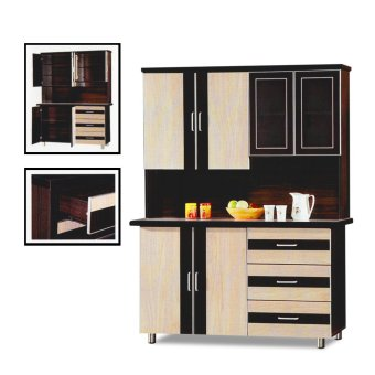 Nova 3019 Dining Cabinet (FREE DELIVERY) (FREE ASSEMBLY)