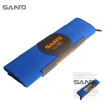 Harga SANTO outdoor fiber Sports Fitness towel quick-drying towel