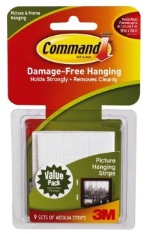 Harga 3M™ Command® Medium Picture Hanging Strips (value pack)