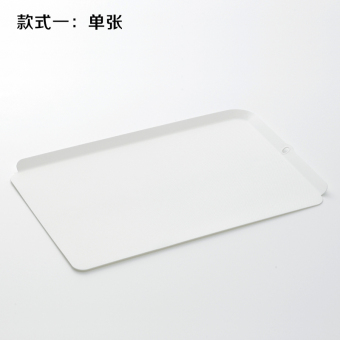 Inomata kitchen food classification antibacterial cutting board