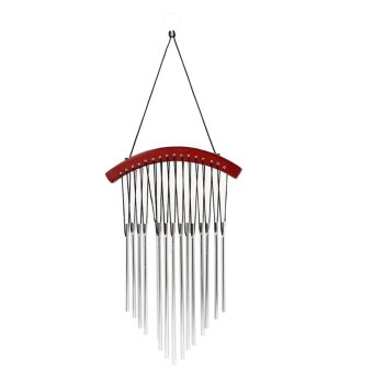 15 Tubes Windchime Yard Garden Outdoor Living Wind Chimes Decor Gift B