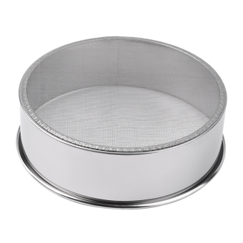 OH Stainless Steel Mesh Flour Sifting Sifter Sieve Strainer Cake Baking Kitchen
