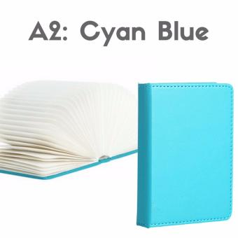 Harga Lumio Foldable Book Light / Night Lamp (A2: Baby Blue)
