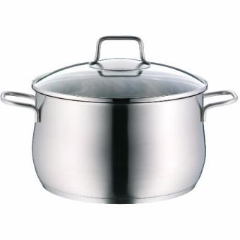 Harga WMF Collier 24cm High Casserole with Cover
