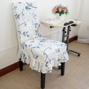 Cotton Fabric European living room chair cover piece chair sets tables and chairs dining chair cover table cover tablecloth custom