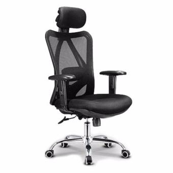 Harga M16 Iden Office Chair (Black), Delivery-Weekdays Before 6pm