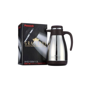 Harga Peacock Japan 1.3L Stainless Flask