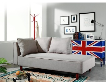 Harga Luri Sofabed (Grey) (Free Delivery)