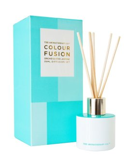 Harga The Aromatherapy Co. Colour Fusion Orchid & Star Jasmine Diffusion Set 35ml