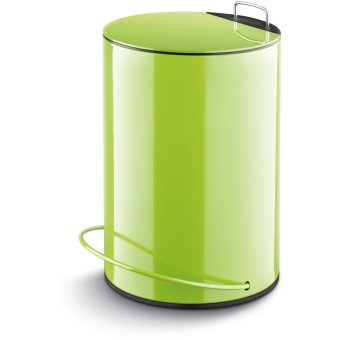 Harga Lamart Step Dust bin 5L (Green)