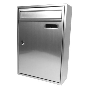 Harga Secure Stainless Steel Letter Box Tx0126