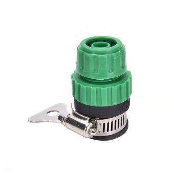 Harga Brass Garden Water Hose Pipe Connector Tube Tap Adaptor Fitting - intl