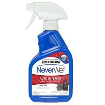 Harga Rust-Oleum Clear Never Wet Spray Auto Interior