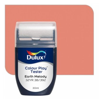 Harga Dulux Colour Play Tester Earth Melody 32YR 38/392