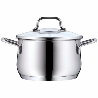 Harga WMF Collier 16cm High Casserole with Cover